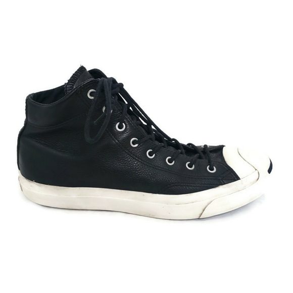 Converse Jack Purcell Signature Leather Shoes